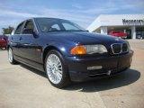 2001 Orient Blue Metallic BMW 3 Series 330i Sedan #53117561