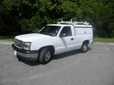 2003 Summit White Chevrolet Silverado 1500 Regular Cab #53117572