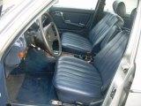 1983 Mercedes-Benz E Class Interiors