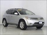 2007 Brilliant Silver Metallic Nissan Murano S #53117582