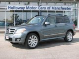 2012 Sapphire Grey Metallic Mercedes-Benz GLK 350 4Matic #53117409
