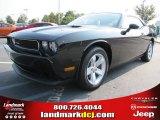 2011 Black Dodge Challenger SE #53117298