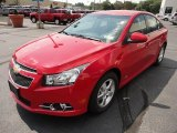2012 Chevrolet Cruze LT/RS Data, Info and Specs