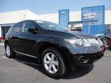 2010 Super Black Nissan Murano S AWD #53117334