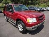2001 Toreador Red Metallic Ford Explorer Sport 4x4 #53117336