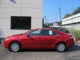 2008 Barcelona Red Metallic Toyota Camry Hybrid #53117848