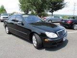 2004 Black Mercedes-Benz S 430 4Matic Sedan #53117643