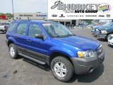 2006 Sonic Blue Metallic Ford Escape XLS 4WD #53117476