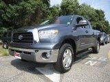 2008 Slate Gray Metallic Toyota Tundra SR5 TRD Double Cab 4x4 #53172012