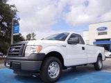 2011 Oxford White Ford F150 XL Regular Cab #53171560