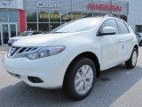 2011 Glacier White Pearl Nissan Murano SL #53171719