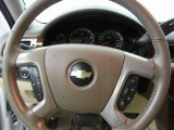 2010 Chevrolet Silverado 1500 LTZ Extended Cab 4x4 Steering Wheel