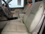 2010 Chevrolet Silverado 1500 LTZ Extended Cab 4x4 Light Cashmere/Ebony Interior
