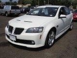 2009 White Hot Pontiac G8 GT #53171588