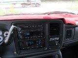 2004 Chevrolet Silverado 1500 SS Extended Cab AWD Audio System