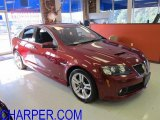 2009 Sport Red Metallic Pontiac G8 Sedan #53172067