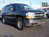 2004 Dark Blue Metallic Chevrolet Tahoe LS 4x4 #53172109