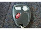 2002 Chevrolet Silverado 1500 LS Regular Cab 4x4 Keys