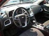 2010 Chevrolet Equinox LT Jet Black Interior