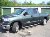 2008 Timberland Green Mica Toyota Tundra SR5 TRD Double Cab 4x4 #53224417