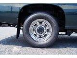Nissan Hardbody Truck 1994 Wheels and Tires