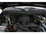 2005 Ford F350 Super Duty FX4 SuperCab 4x4 5.4 Liter SOHC 24-Valve Triton V8 Engine