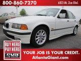 1997 Alpine White BMW 3 Series 328i Sedan #53224622