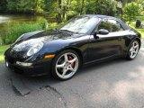2008 Midnight Blue Metallic Porsche 911 Carrera 4S Cabriolet #53224396