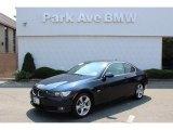 2008 Monaco Blue Metallic BMW 3 Series 328xi Coupe #53224398