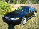 2003 Black Ford Mustang V6 Coupe #522302