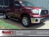 2007 Salsa Red Pearl Toyota Tundra SR5 TRD Double Cab #53244384