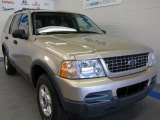 2003 Harvest Gold Metallic Ford Explorer XLT AWD #53247669