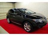 2010 Super Black Nissan Murano LE #53247495