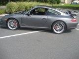 2008 Porsche 911 Carrera S Coupe Custom Wheels