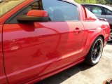 2005 Torch Red Ford Mustang GT Deluxe Coupe #53247687