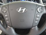 2011 Hyundai Genesis 4.6 Sedan Steering Wheel