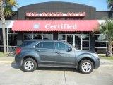 2010 Cyber Gray Metallic Chevrolet Equinox LS #53247457