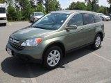 2008 Green Tea Metallic Honda CR-V EX-L #53247719