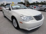 2008 Chrysler Sebring Stone White