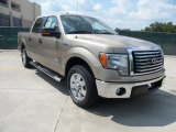 2011 Pale Adobe Metallic Ford F150 XLT SuperCrew #53247559