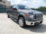 2011 Sterling Grey Metallic Ford F150 XLT SuperCrew #53247560