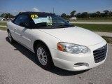 2005 Chrysler Sebring Stone White