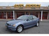 2004 Steel Blue Metallic BMW 3 Series 325xi Sedan #53247756