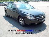 2012 Black Granite Metallic Chevrolet Malibu LT #53280058