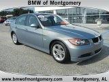 2008 Arctic Metallic BMW 3 Series 328i Sedan #53279917