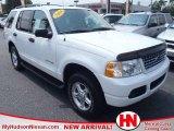 2004 Oxford White Ford Explorer XLT 4x4 #53279435