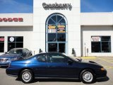 2000 Navy Blue Metallic Chevrolet Monte Carlo LS #53279782