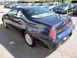 2000 Chevrolet Monte Carlo Navy Blue Metallic