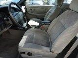 2000 Chevrolet Monte Carlo LS Dark Pewter Interior