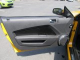 2012 Ford Mustang C/S California Special Coupe Door Panel